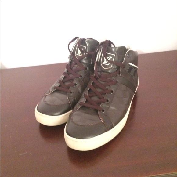 ae71d8836c91 Louis Vuitton Shoes size 8 Euro 42